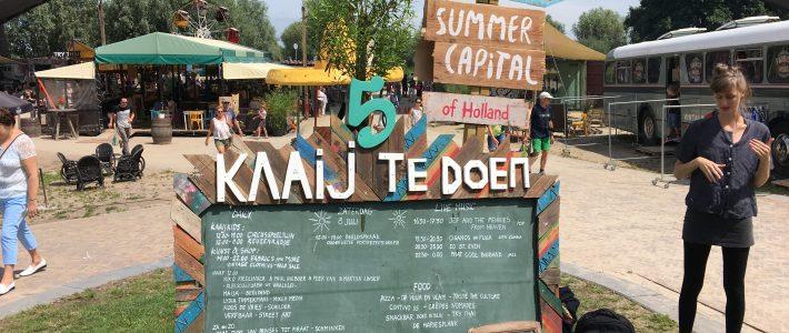 de Kaaij workshop 8 juli 2018