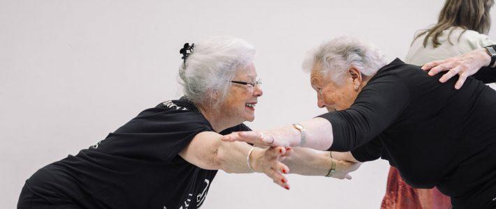 Dansen draagt bij aan langer leven