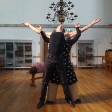 Dans in de Stevenskerk